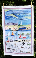 hurstr_castle_tea_towel