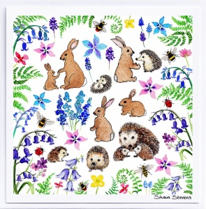 hedgehogs_rabbits_and_wildflowers