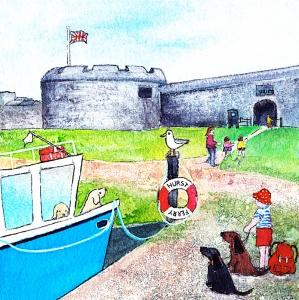 rosie_and_poppy_visit_hurst_castle