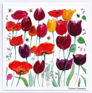 tulips_and_bees
